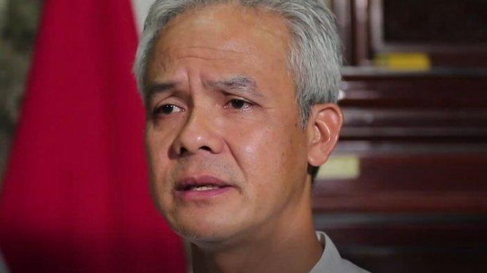 40 Tenaga Medis Positif Corona, Ganjar Pranowo Minta Kejujuran Pasien: Enggak Usah Paranoid