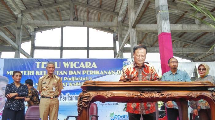 LPDB Kemenkop Siap Biayai Nelayan dan Pengusaha Garam di Jepara