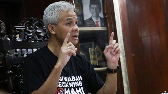 PSBB Kota Tegal Berakhir, Ganjar Pranowo Minta Warga Tetap Waspada