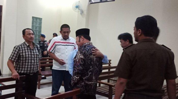 Gara-gara Ada OTT KPK, Rudi Topan Batal Setor Fee Proyek Dinas PUPR Lampung Selatan