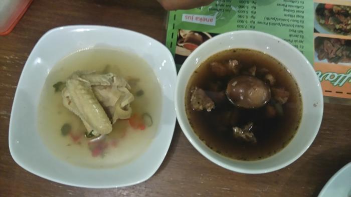 Santap Garang Asem dan Nasi Megono di Pekalongan Cuma Rp 25 Ribu