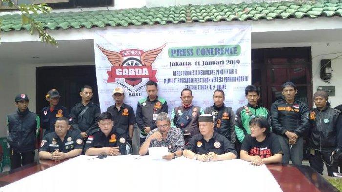 Garda Sebut Aksi Jokowi End Game Bermuatan Politis: Mitra Ojol Hanya Dicatut dan Dimanfaatkan
