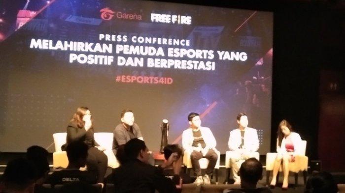 Tim Dranix Esports Mewakili Indonesia dalam Free Fire World Series 2019 di Rio de Janeiro Brazil
