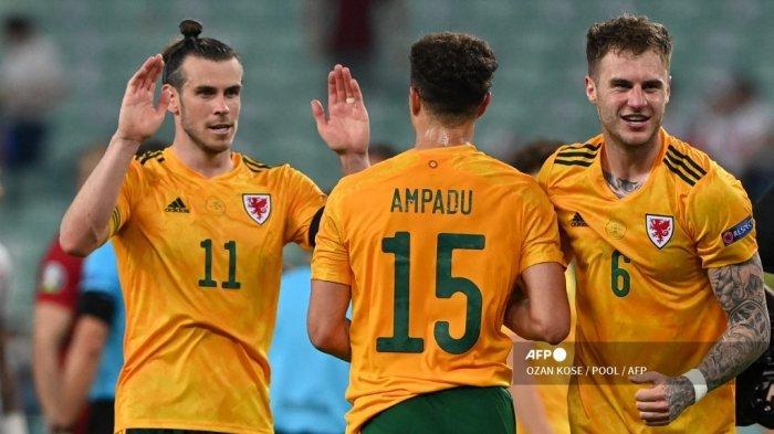 EURO 2020: Moncer Bareng Wales, Gareth Bale Bisa Gagal Fokus Karena Alien