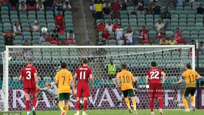 HASIL Euro 2020: Gareth Bale Gagal Penalti, Wales Tetap Perkasa atas Turki