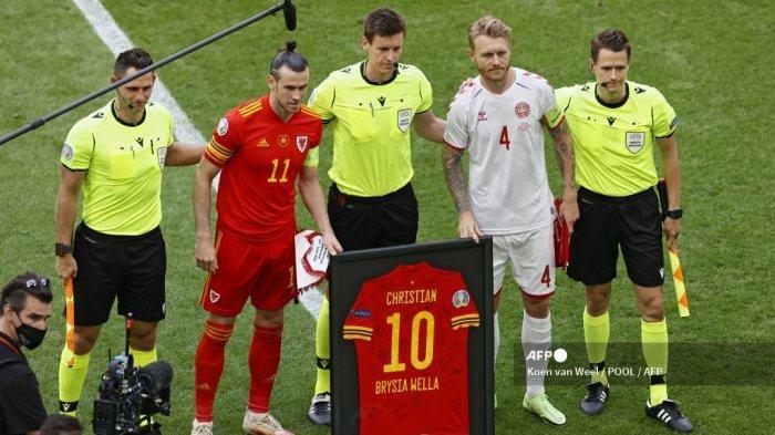 Simon Kjaer, Dari Kambing Hitam Denmark Jadi Pahlawan di Euro 2020 dan Dipuji Legenda AC Milan