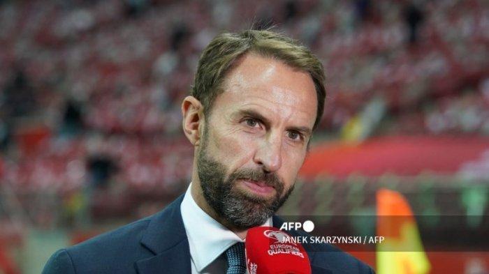 Gareth Southgate Jadi Sorotan, Tak Ada Pergantian Pemain di Skuat Inggris Pada Laga Lawan Polandia
