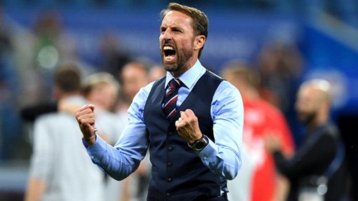 Kata Southgate Seusai Memilih 26 Pemain Inggris untuk Euro 2020, Keseimbangan Posisi Itu Penting