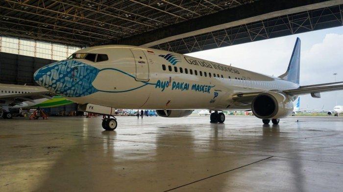 Hari Ini, Garuda Indonesia Buka Rute Baru Balikpapan-Tarakan