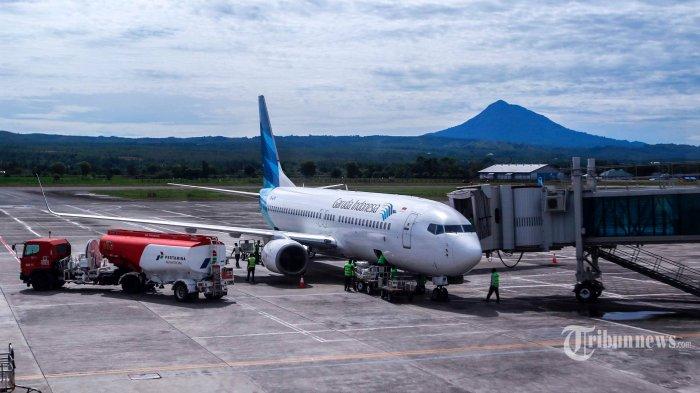Dukung Larangan Mudik Lebaran, Garuda Indonesia Siapkan Langkah Antisipatif Operasional Penerbangan