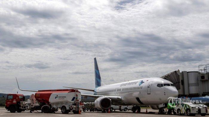Kemenhub Sebut Pergerakan Pesawat Saat Ini Mengalami Peningkatan Dibanding Tahun Lalu
