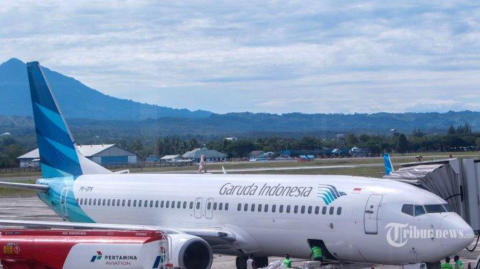 Garuda Indonesia Sikapi Positif Kebijakan Larangan Penerbangan ke Hong Kong