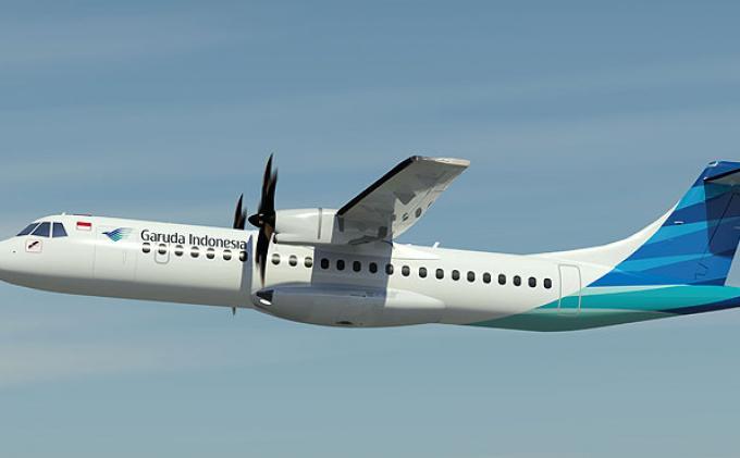 Garuda Tambah Dua Pesawat Atr Layani Labuan Bajo Ende Dan Tambolaka Tribunnews Com Mobile