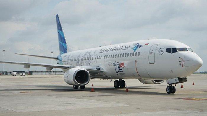 Garuda Indonesia Gratiskan Layanan Rapid Test Antigen untuk Rute Domestik, Berlaku hingga 31 Maret