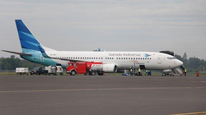 Garuda Indonesia Keluarkan Rp 500 Juta untuk Perbaiki Pesawat yang Rusak Akibat Layang-layang