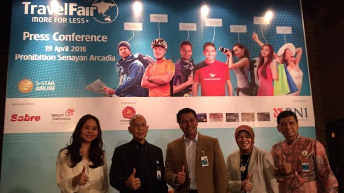 Tips Berburu Promo di Travel Fair: Datang Hari Pertama hingga Tentukan Agen Perjalanan