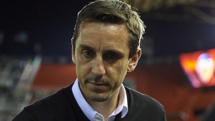Pelatih Valencia, Gary Neville