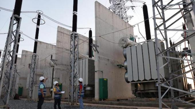 PLN UIP JBB Percepat Pembangunan SUTET 500 kV Tanjung Priok