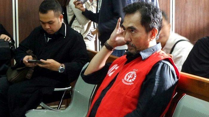 Sudah Enam Kali, Sidang Tuntutan Kasus Senpi Ilegal Gatot Brajamusti Kembali Tertunda