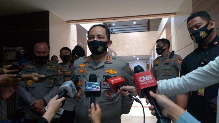 Wakapolri Komjen Polisi Gatot Eddy Pramono.