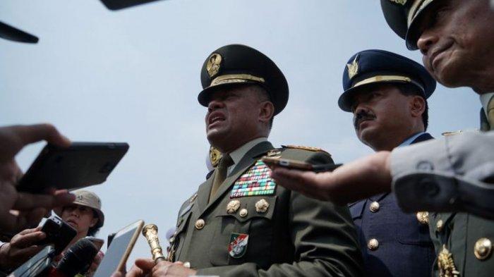 AS: Ada Delay Protokol Keamanan, Jenderal Gatot Batal Pergi