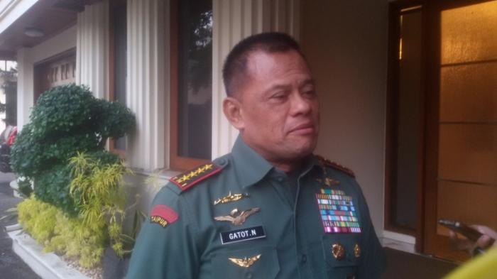 Panglima TNI: Haris Azhar Bukan Terdakwa Tetapi Pelapor