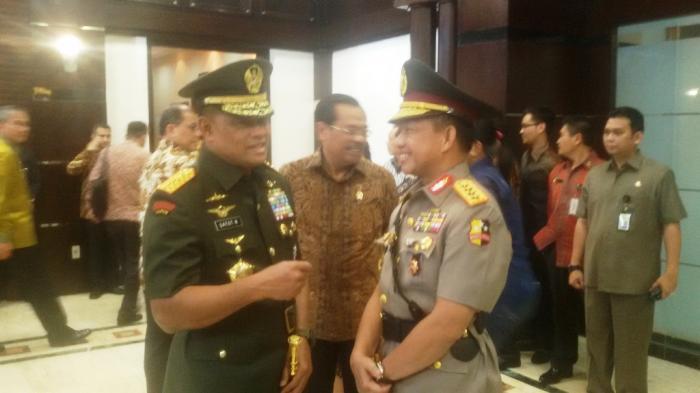 Panglima TNI Sebut Dua Sandera WNI di Filipina Dalam Keadaan Sakit
