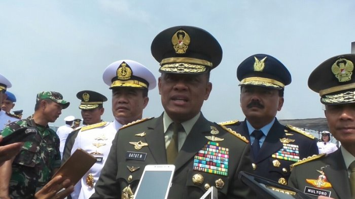 Kronologi Lengkap Insiden Jenderal Gatot Nurmantyo Ditolak Masuk Wilayah AS