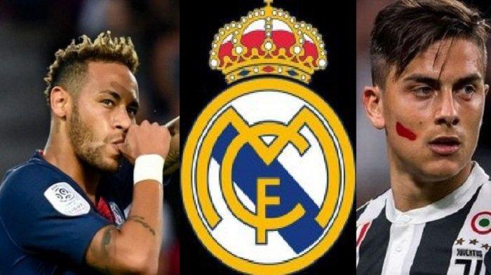 Gaung Bursa Transfer Neymar hingga Bale di Laga Terakhir Liga Spanyol Real Madrid dan Barcelona