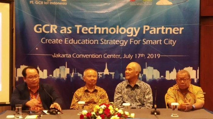 GCR Tawarkan Solusi Internet of Things di 3rd Indonesia International Smart City Expo & Forum