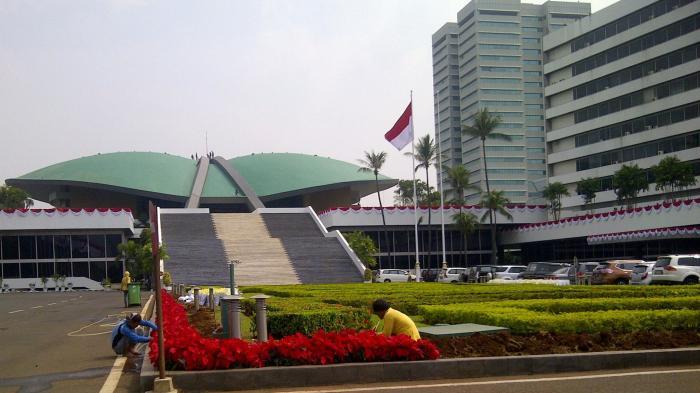 Bangun Gedung Baru, Ruang Kerja Anggota DPR Akan Dilengkapi Ruang Tamu dan Kamar Mandi