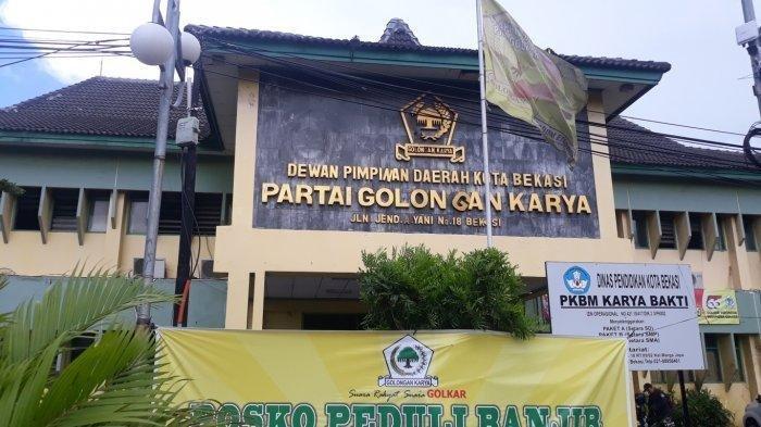 Plt Golkar Kota Bekasi Dinilai Sangat Memahami Dinamika Partai
