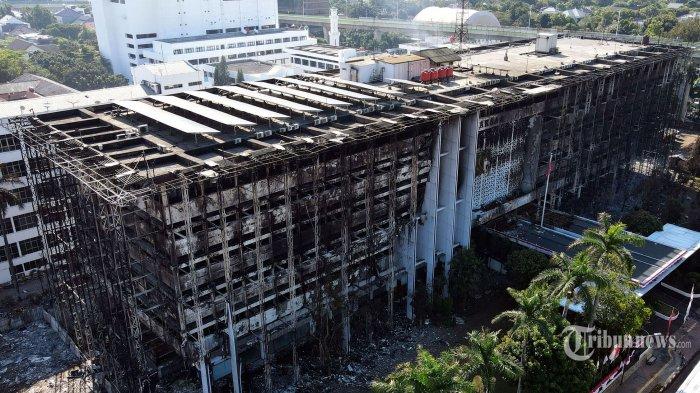 Selain Gedung Kejaksaan Agung, Ini Sejumlah Kebakaran yang Disebabkan Puntung Rokok