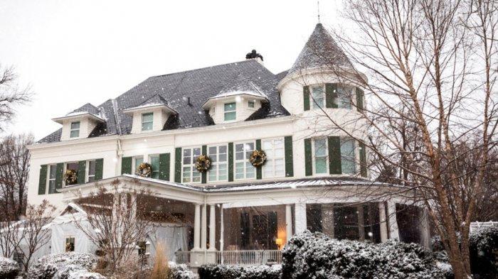 Presiden Biden di White House, Wapres Kamala Harris Tinggal di Gedung Berumur 128 Tahun