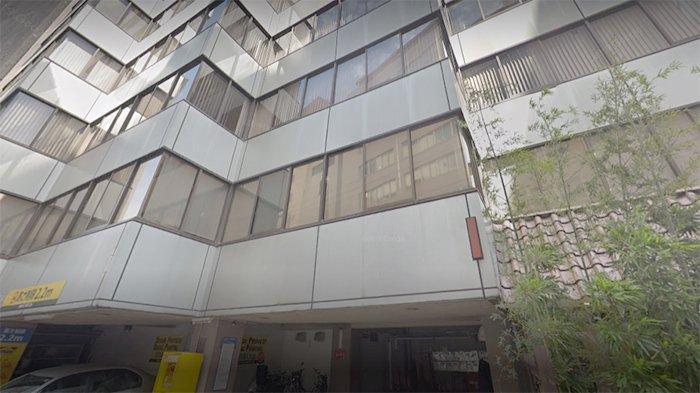 Gedung Kantor Pusat Palma di Nagatacho Choyodaku Tokyo