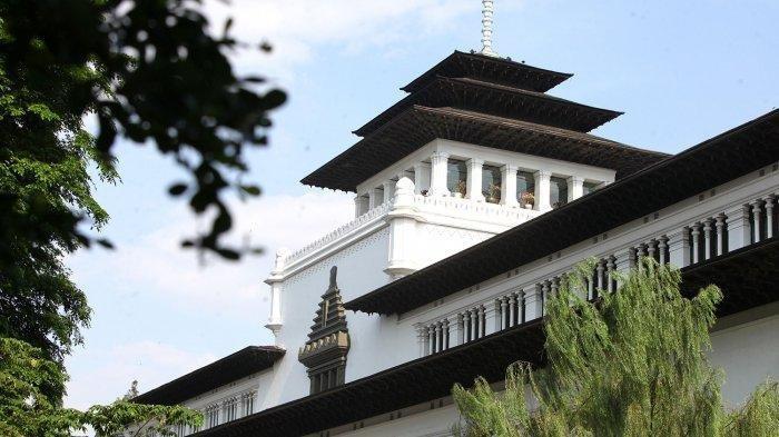 32 PNS Jabar Tertular Covid-19 Usai Kunjungan ke Jakarta, Gedung Sate Ditutup