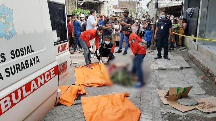 Seorang Pria Tewas di Depan Warung Kopi saat Siang Bolong, Diduga Dibunuh karena Dendam Lama