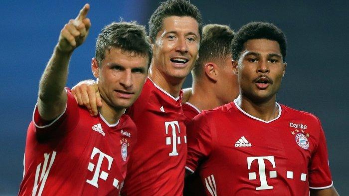 Digulung 2-8, Ternyata Pemain Barcelona Baru Masuk Lapangan Seusai Bayern Muenchen Panas