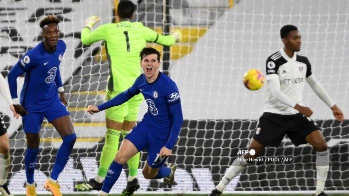 HASIL Liga Inggris, Fulham vs Chelsea, Mason Mount: Kesabaran Kunci Kemenangan The Blues