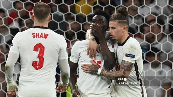 Italia Juara EURO 2020, Pangeran William ke Skuat Inggris: Tegakkan Kepala Kalian!
