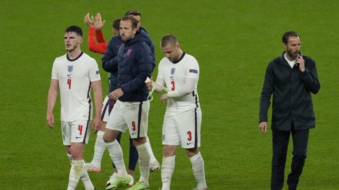 Euro 2020: Inggris Tumpul dalam Serangan dan Miskin Gol, Haruskan Southgate  Rotasi Pemain? - Tribunnews.com Mobile
