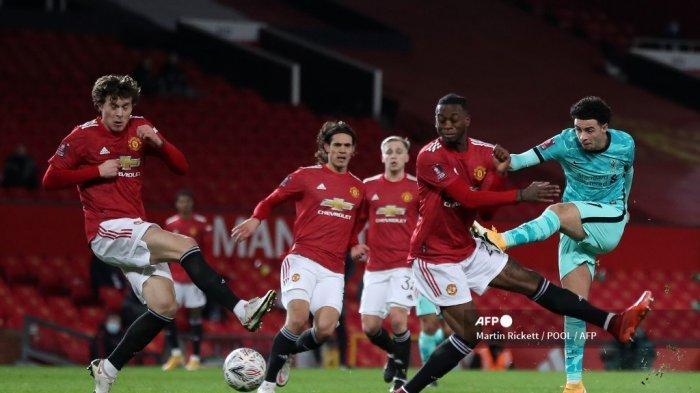 HASIL Piala FA Semalam: Chelsea dan Leicester Menang Identik, MU Pertegas Dominasi Atas Liverpool