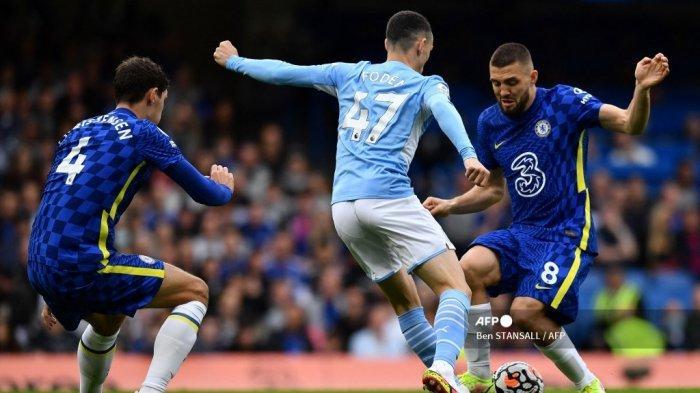 Hasil Liga Inggris: Chelsea Bermain Buruk, Thomas Tuchel Sebut Manchester City Pantas Menang
