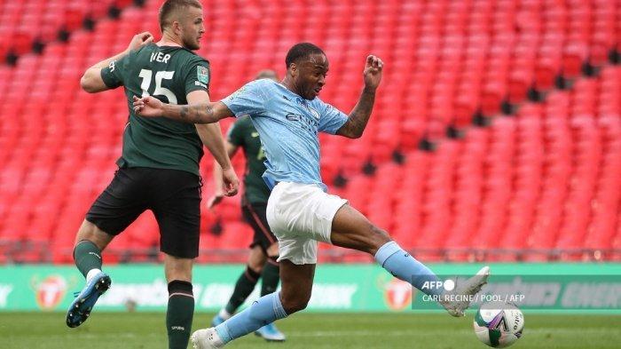 Mulai Tersisih, Raheem Sterling Siap Pergi dari Manchester City