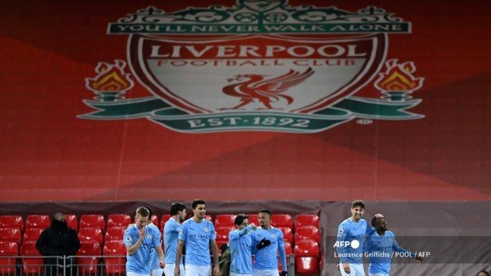 HASIL Liga Inggris, Drama Alisson Sakiti Liverpool, Man City Menang Perdana di Anfield Sejak 2003