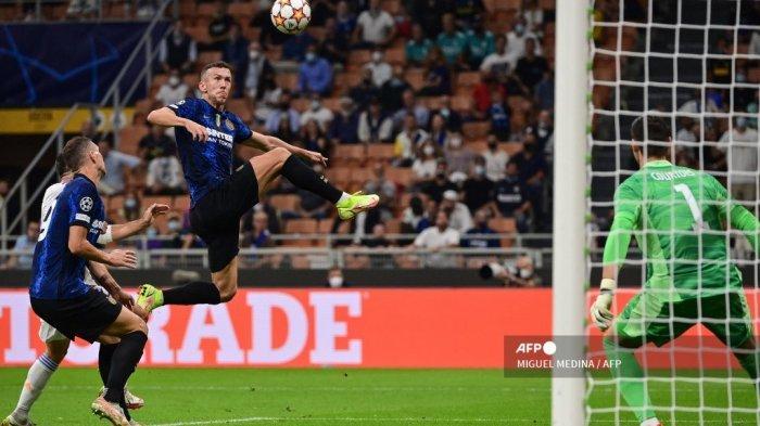 Fakta Kekalahan Inter Milan dari Real Madrid di Liga Champions, Courtois Gemilang, Rekor Nerazzurri