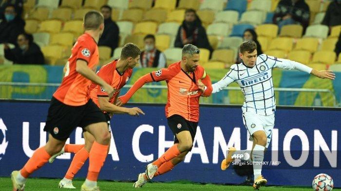 Hasil Liga Italia Cagliari vs Inter Milan - Angka 7 bagi Kemenangan Nerazzurri dan Barella