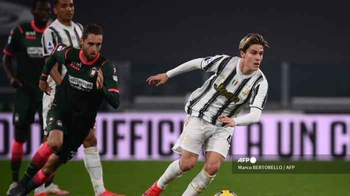 LIVE Streaming RCTI Verona vs Juventus Liga Italia, Ini Daftar 8 Pemain Muda yang Dibawa Pirlo