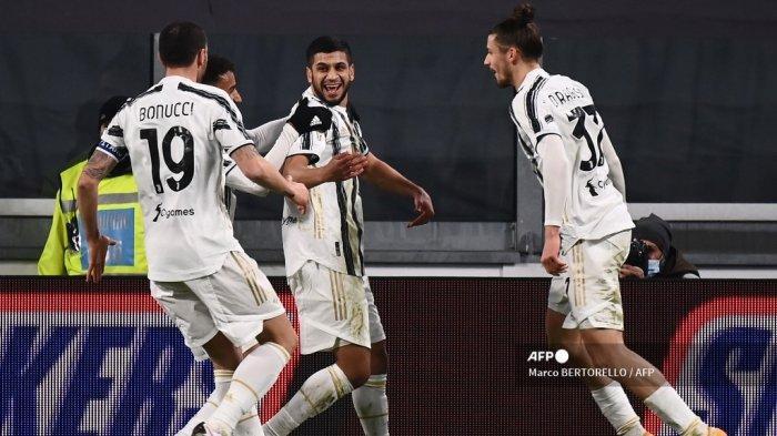 HASIL Juventus vs Genoa Coppa Italia, Bianconeri Menang Susah Payah, Hamza Rafia jadi Pahlawan