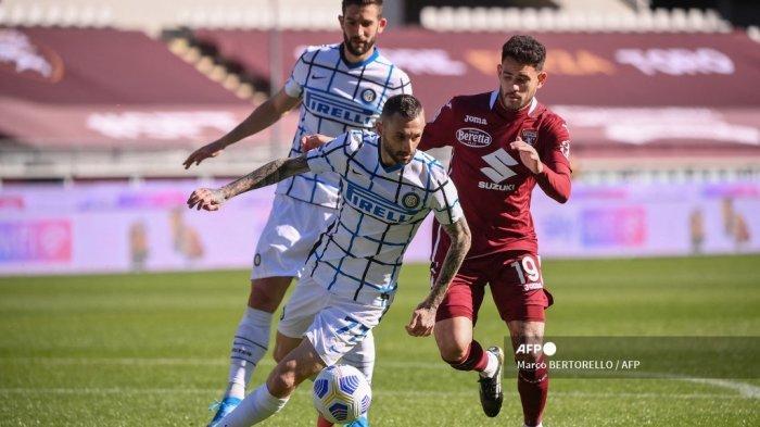 Kepingan Tim Inter Milan Belum Sempurna, Trofi Liga Champions Sulit Diamankan